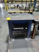 Grinding Industrial Table