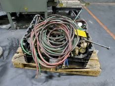 Welding Contents To Include But Not Limited To: Regulators, Leads, Hoses, etc.