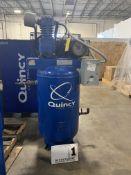Quincy 7.5 hp Air Compressor