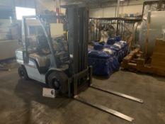 4,750 Lb Capacity Nissan 60 Forklift
