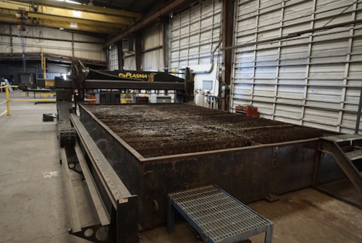 Surface Equipment Corp - Huge Fabrication Facility