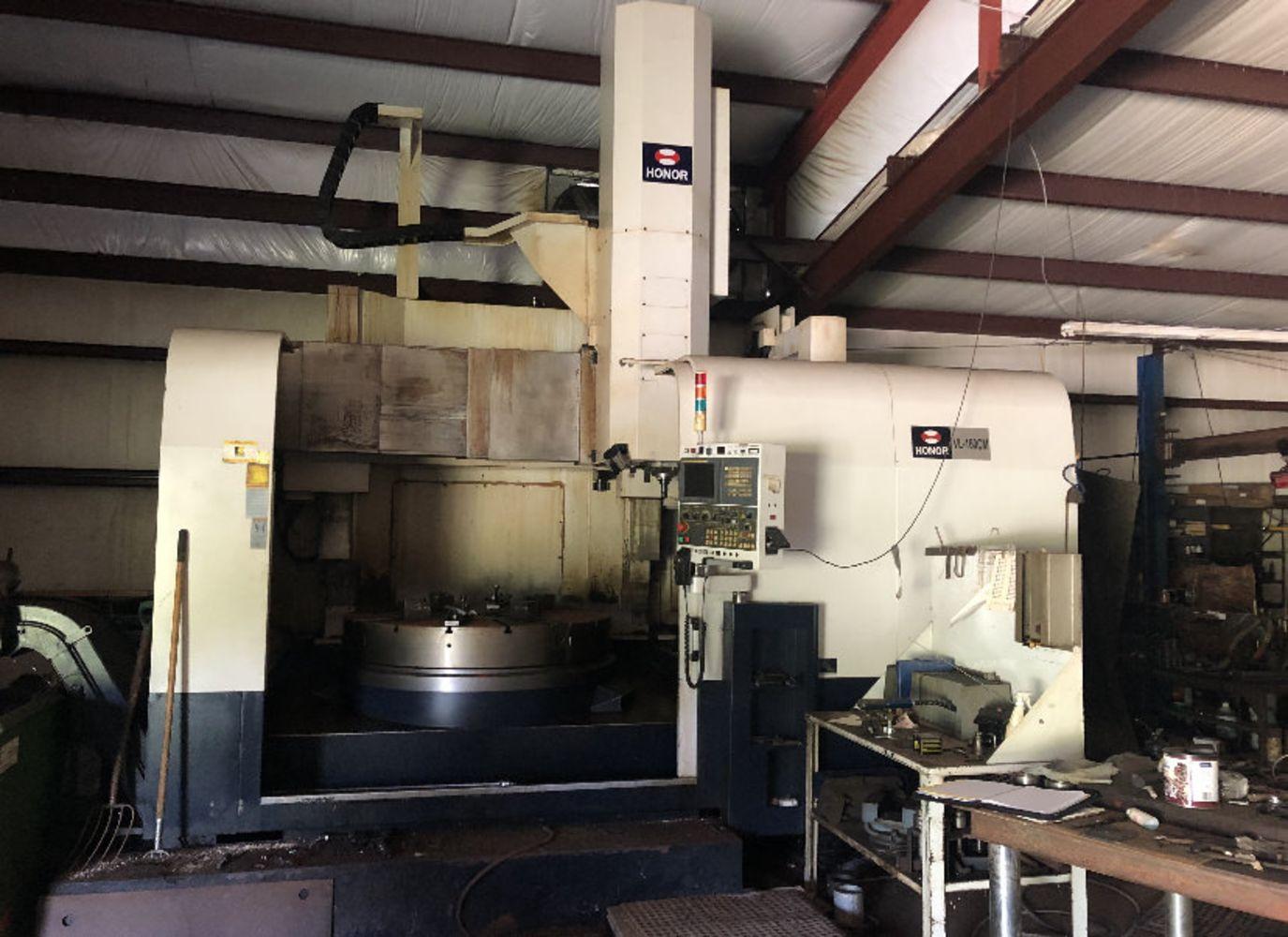 Weins Machine Shop - Huge Machine Shop and Fabrication Facility