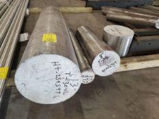 """Raw Matl. (35 Pcs) Grade: 304L, Size Range O.D: 3/4"""" - 13""""; Length Range: 30"""" - 150"""""""