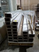 """Material Boxes 156"""" x 6"""" x 4"""""""
