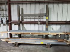 """Cantilever Rack 80"""" x 42"""" x 96"""" (Matl. Excluded) (Matl. Excluded)"""