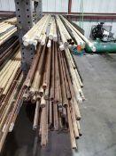 """Raw Matl. (91 Pcs) Grade: GP 316, Size: Range O.D: 3/8"""" - 1-1/2""""; Length: Up to 150"""""""