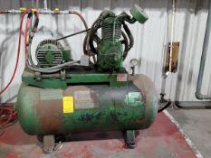 Speedaire 1Z763 Compressor 3HP, 3PH, 60HZ