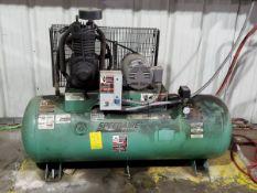 Speedaire Compressor 5HP, 208-230/460V, 3PH, 60HZ