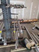 "Raw Matl. (54 Pcs) Grade: 316L, O.D. Range: 0.5625"" - 15""; Length Range: 10"" - 144"""