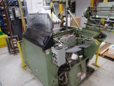 Kluge EHD 14 x 22 auto fed die cutter/ foil stamper w/ safety covers, s/n 145671 (Located in North