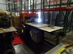 FL Smithe Champion PHP programmable envelope die cutter, s/n 1632, upgraded with servo motors,