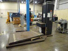 InfraPak LPS SW Sidewinder pallet wrapper, s/n 533861 w/ ramp (Located in South Hadley, MA)