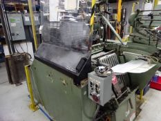 Kluge EHD 14 x 22 auto fed die cutter/ foil stamper w/ safety covers, s/n EHD1455788 (Located in