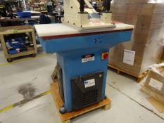 Hudson SE20C clicker / die cutter press, s/n 25A077318 (Located in Seabrook, NH)(This machine will