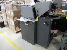 Heidelberg Printmaster PM46-2 offset 2/c duplicator, s/n 96430 ( 2003) w/ Quickspray and Quickdry (