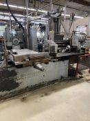 Universal Boring Machine Co. & Gun Drill Base w/ Ward Riddle Co. Gun Drill Model A-518HD, s/n A-