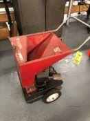 Toro 5 HP Shredder, s/n 62853 302911