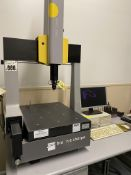 1999 B&S Gage 2000 Coordinate Measuring Machine, s/n 0499-1544, Renishaw MIP Probe, Micron, PC