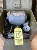 Dumore #44 Tool Post Grinder, s/n 10423 (RIG PRICE $5.00)