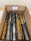 """(10) 1"""" X-Long M42 Cobalt Drills - Straight Shank - 4 Flute"""