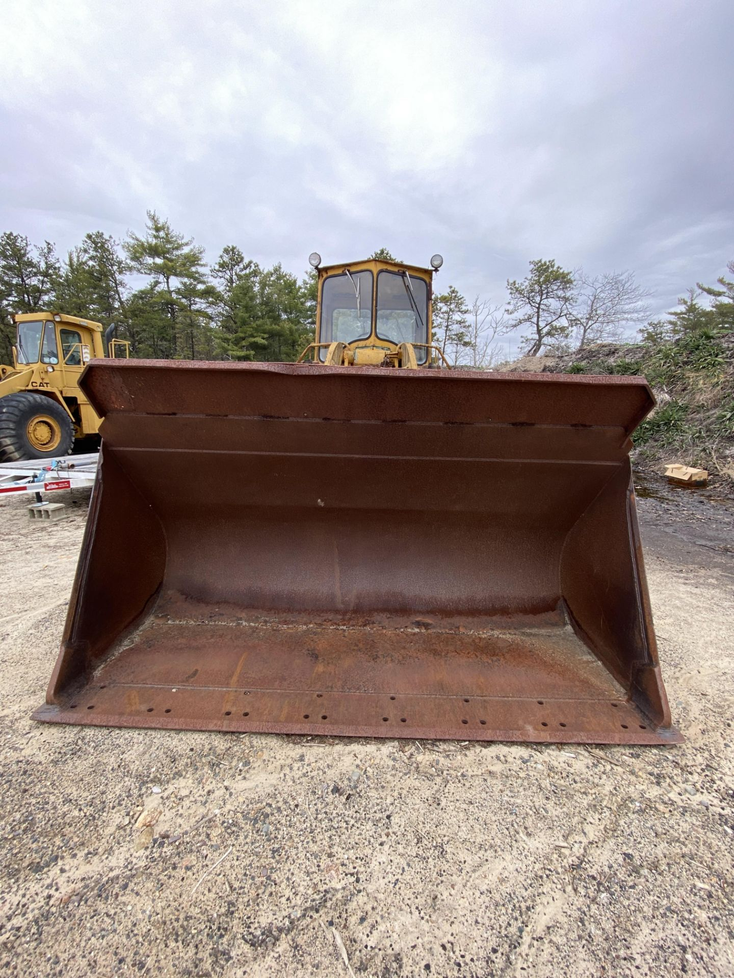 Caterpillar 966B Wheel Loader s/n 75A4794, No Title - Image 14 of 16