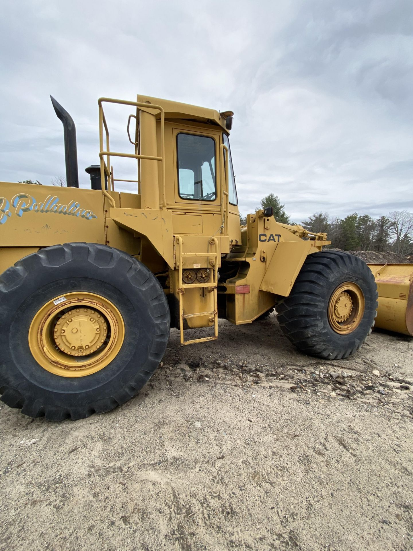 1980 Caterpillar 966D Wheel Loader s/n 99Y02108, Meter Reads 4,664 Hours, Have Title - Image 15 of 23