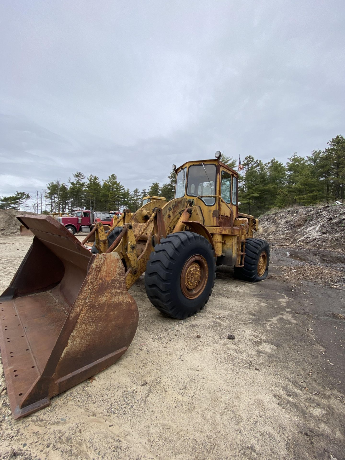 Caterpillar 966B Wheel Loader s/n 75A4794, No Title - Image 12 of 16