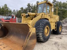 1980 Caterpillar 966D Wheel Loader s/n 99Y2108, Meter Reads 4,664 Hours, Have Title