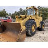 1980 Caterpillar 966D Wheel Loader s/n 99Y02108, Meter Reads 4,664 Hours, Have Title