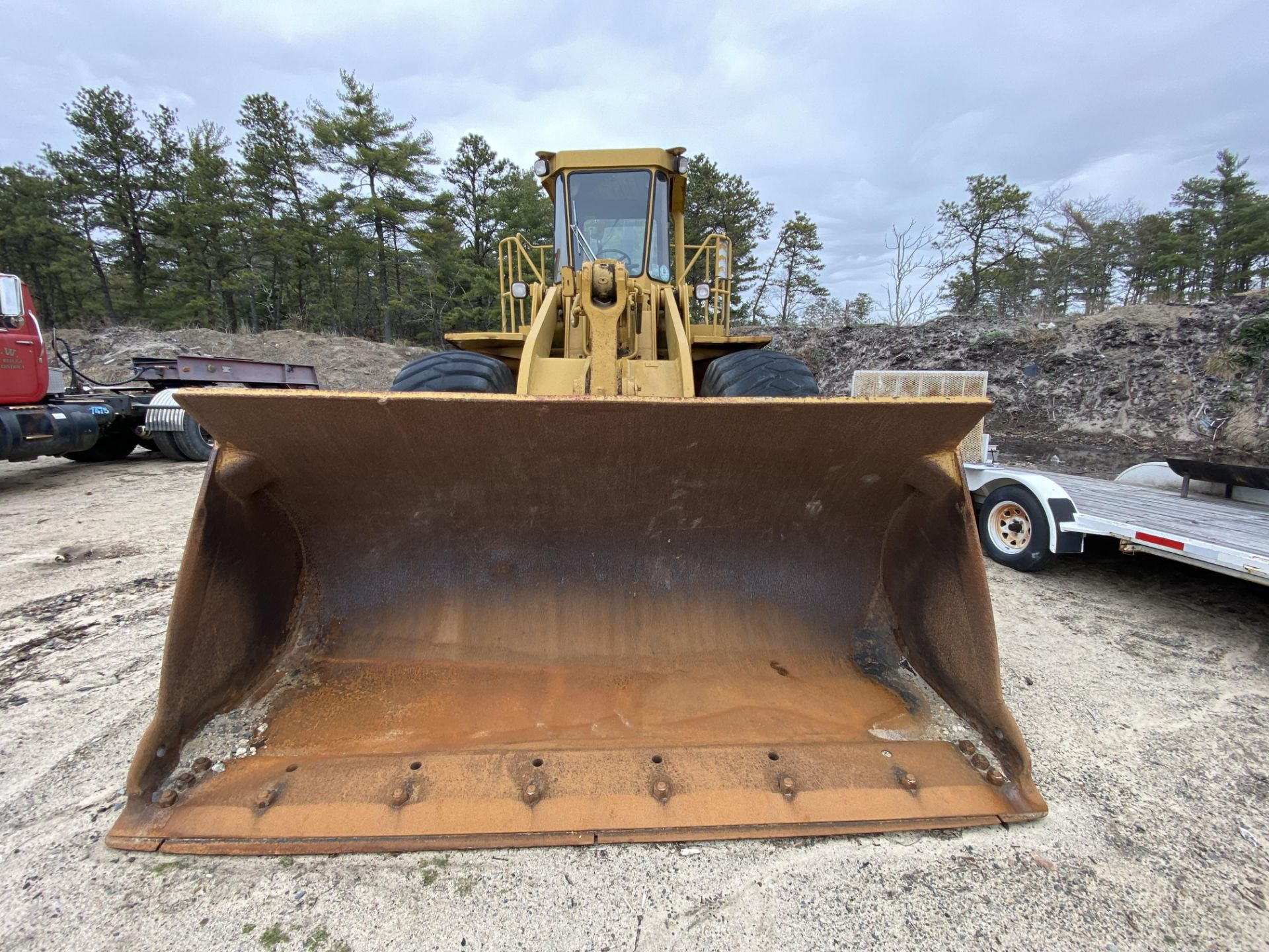 1980 Caterpillar 966D Wheel Loader s/n 99Y02108, Meter Reads 4,664 Hours, Have Title - Image 19 of 23