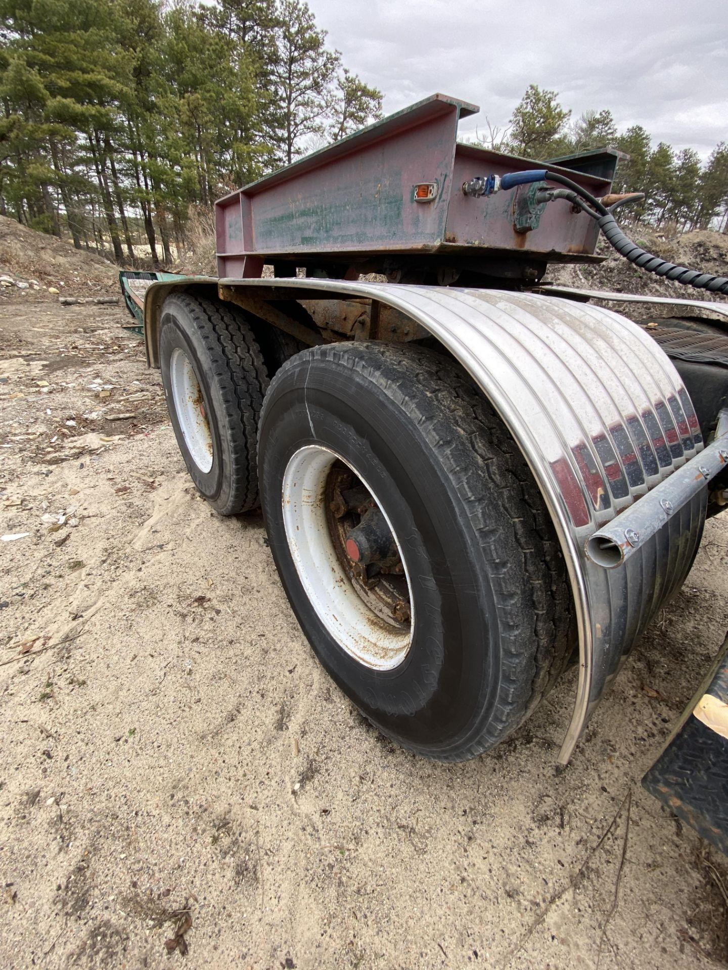1986 Mack RD688SX Tandem Axle Tractor VIN 1M2P143Y8GA004351, Meter Reads 301,625 Miles, Day Cab, - Image 15 of 22