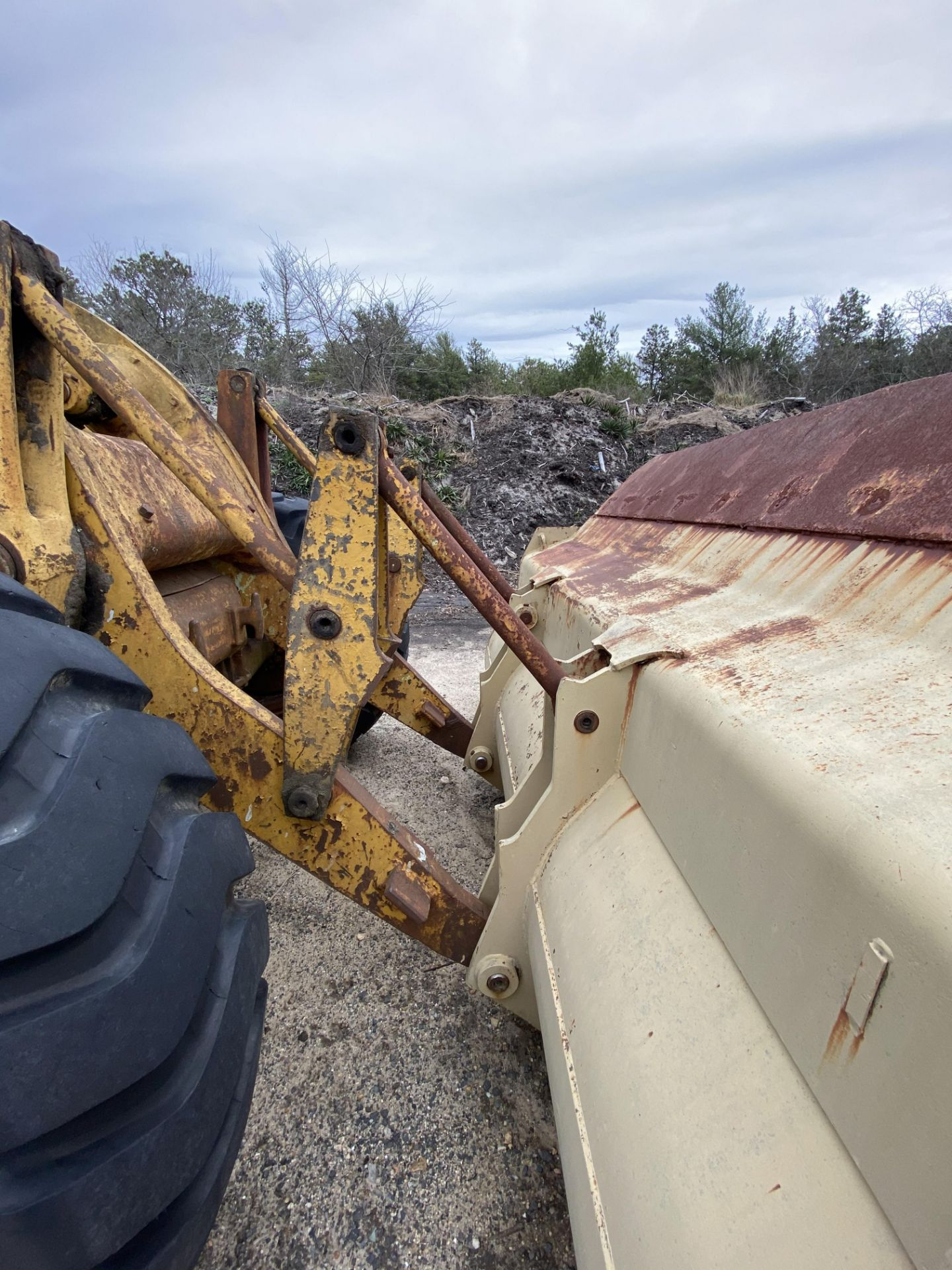 Caterpillar 966B Wheel Loader s/n 75A4794, No Title - Image 15 of 16
