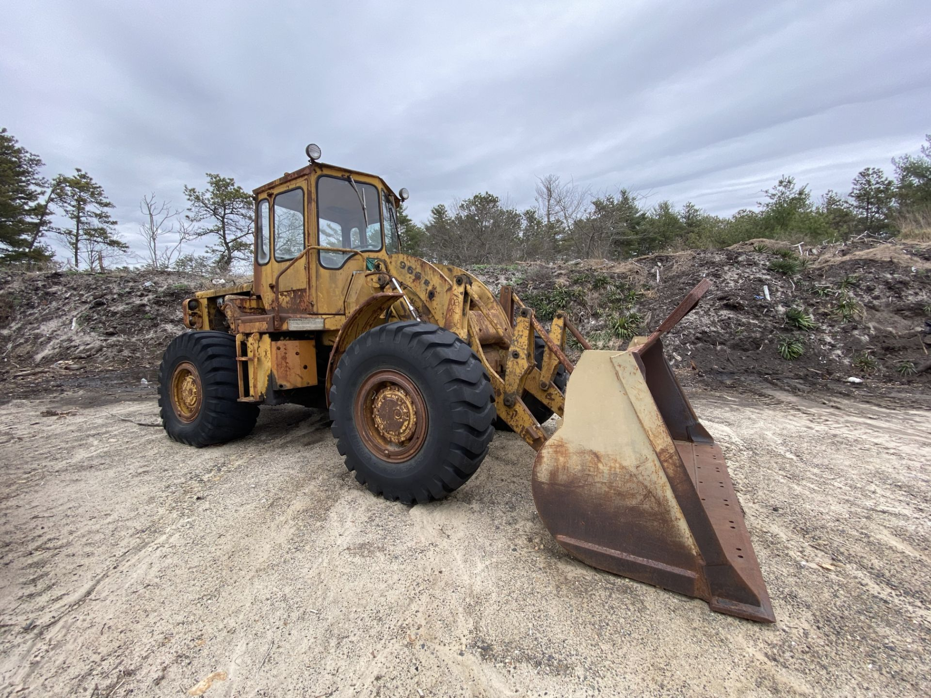 Caterpillar 966B Wheel Loader s/n 75A4794, No Title - Image 3 of 16