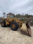Caterpillar 966B Wheel Loader s/n 75A4794, No Title