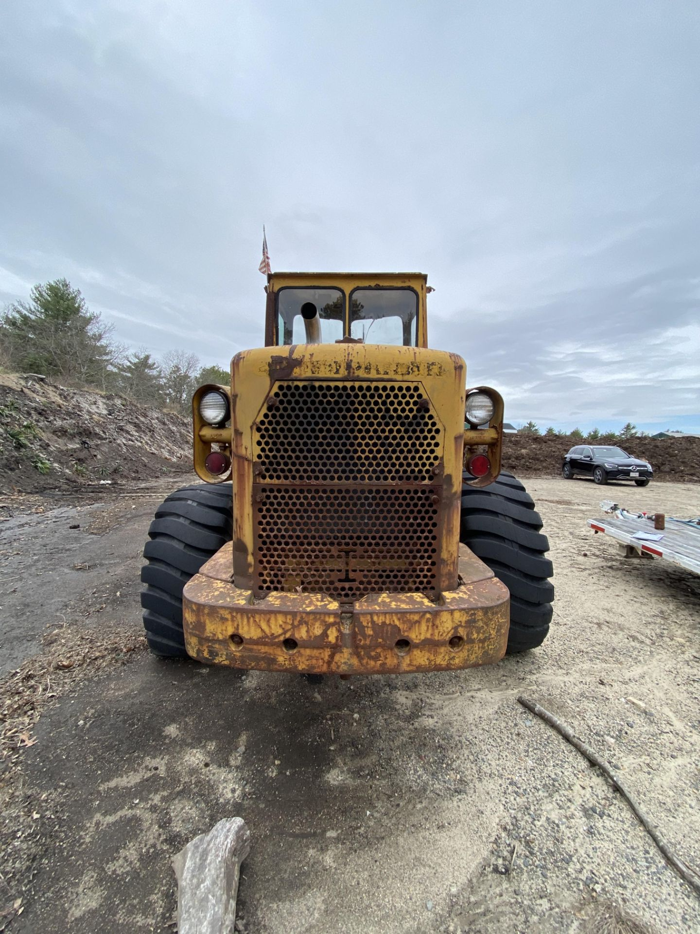 Caterpillar 966B Wheel Loader s/n 75A4794, No Title - Image 8 of 16