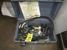 (1) Kent-Moore J-44721 Power Steering Analyzer