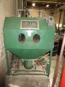 (1) Kelco CH48C Blast Bead Machine
