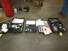 LOT SPX CH-48027 Digital Remote, Kent-Moore SPX Engine Tool, Kent-Moore J-44551 Suction Screen