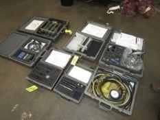 LOT GM J-43441 Diesel Engine Tool, Isuzu Injector Sleeve Removal/Installation Tool, GM Vibration