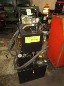 (1) Pall Kwik-Flush Filtration Cart