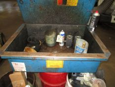(1) Parts Washer