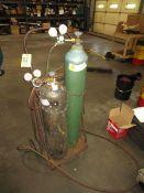 (1) Oxy-Acet Kit w/ Tanks