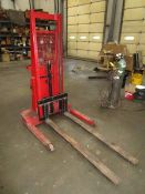 (1) West Bend Hy-Boy Electric Lift, Self Charging
