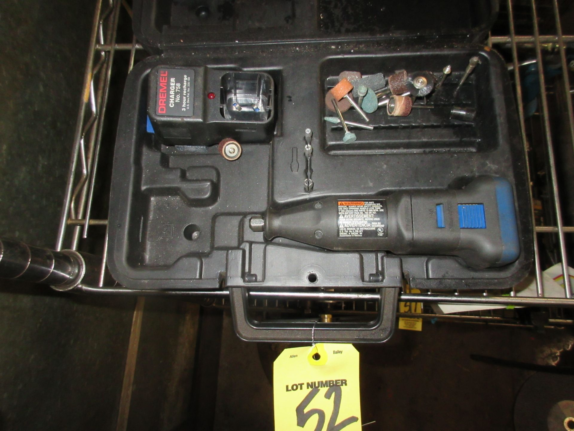 Dremel Tool, Rechargeable