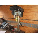 """Delta Floor Drill, 6"""" Throat This lot is being sold subject to the bulk bid lot number 131."""
