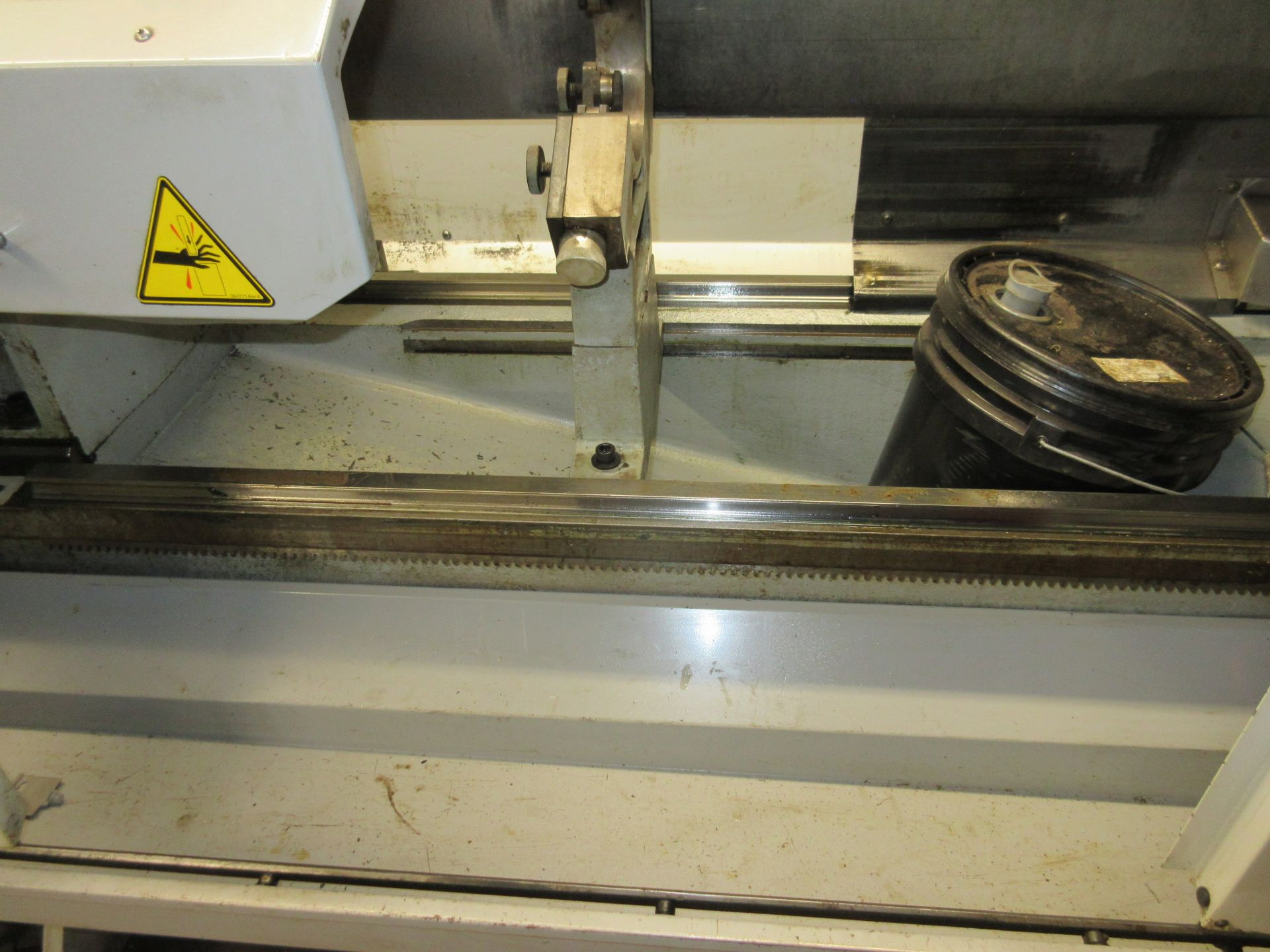 (1) 2008 Haas TL-2 CNC Lathe S/N 3081060, With (4) Position Tool Changer, 3 Jaw Chuck & Steady Rest - Image 6 of 10