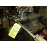 "(1) Wilton 4"" Vise w/ Port. Steel Table"