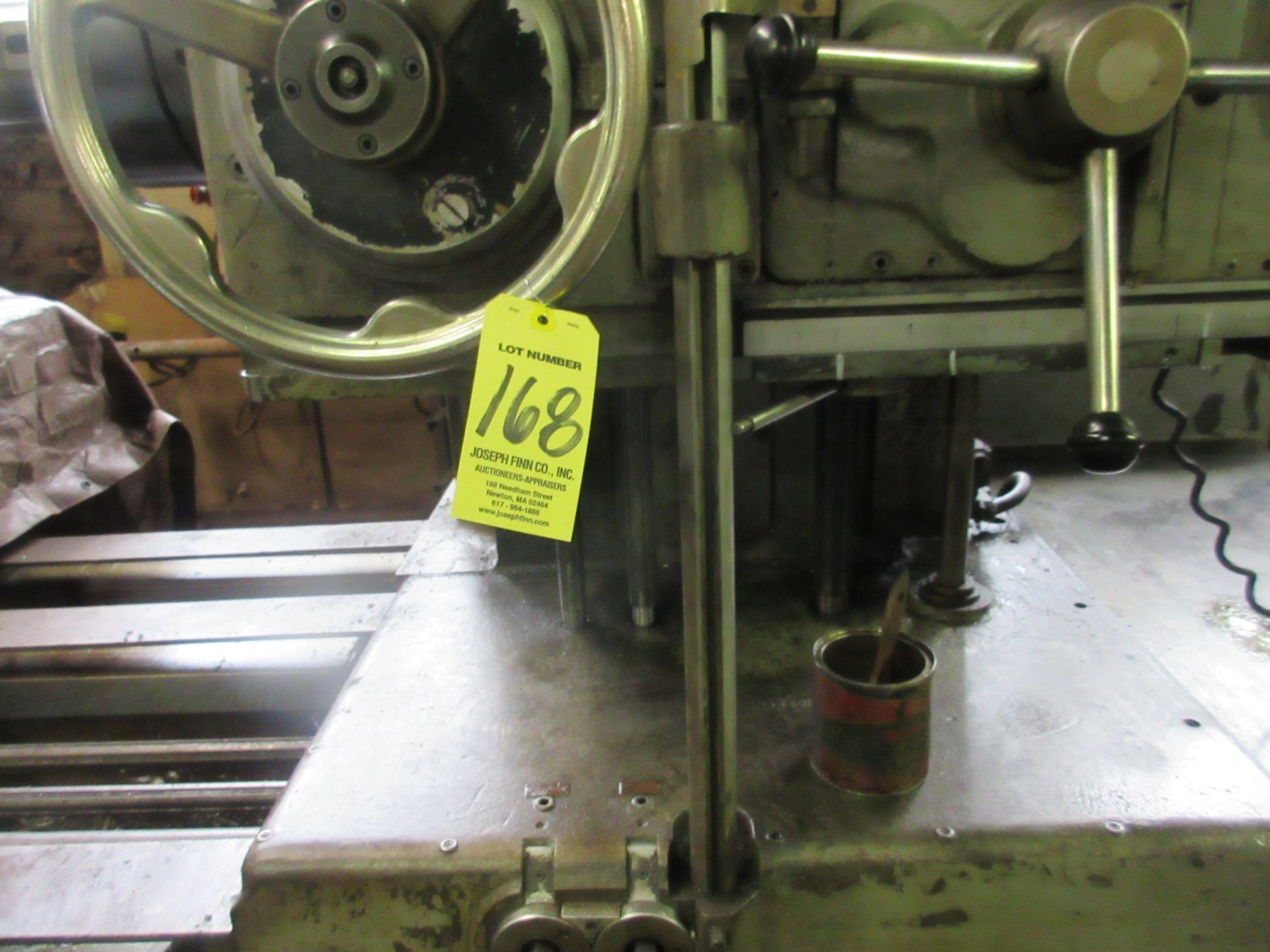 """(1) Bullard Model 75 4"""" Horizontal Boring, Milling & Drilling Machine S/N 30512"""