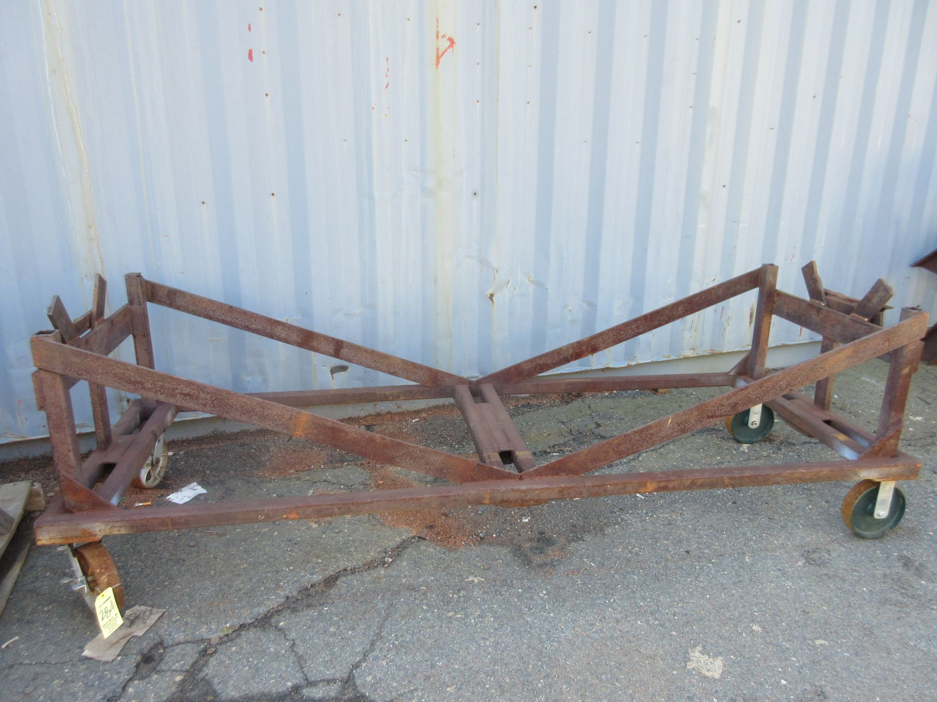 (1) Cylinder Cart