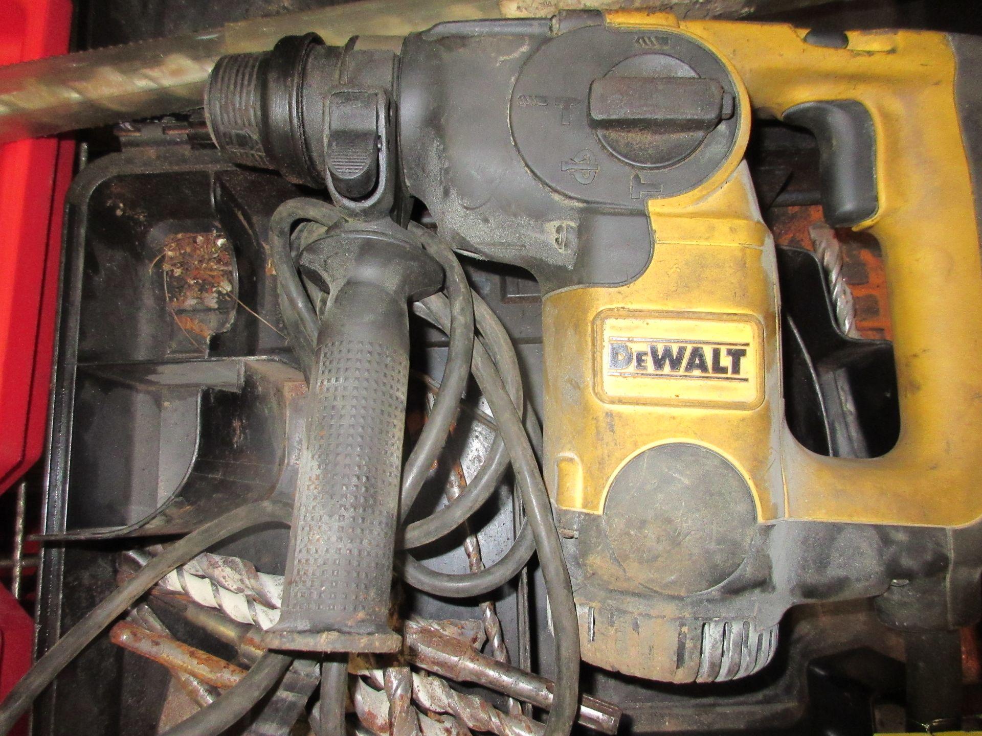 (1) DEWALT D25303 Rotary Hammer - Image 2 of 2